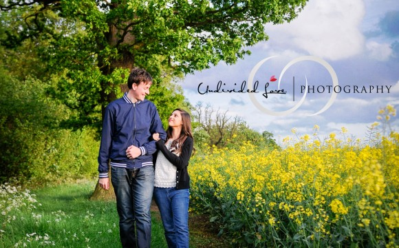 Moggerhanger Park with William & Lisa E shoot