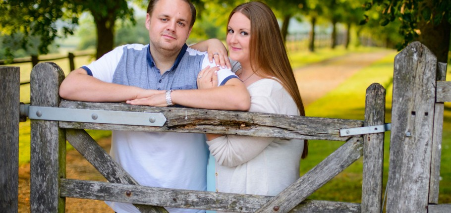 Adam & Laura's Engagement Shoot