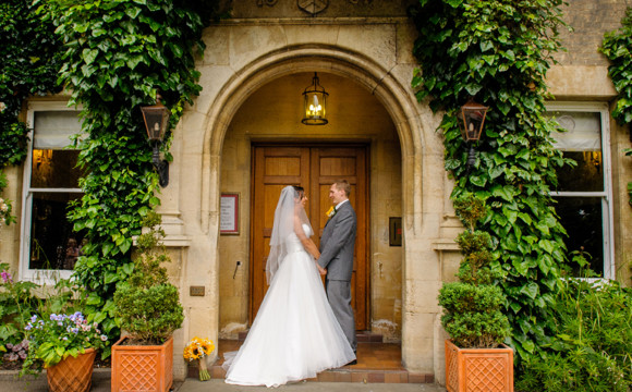 Robert & Amy Wedding at the Woodland Manor in Clapham Bedfordshire