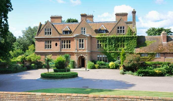 Horwood House Is A Wonderful Manor