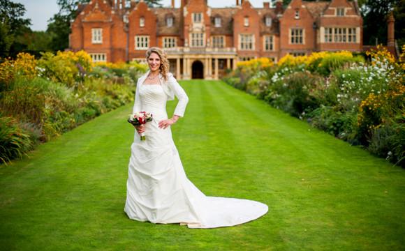 Longstowe Hall Cambridgeshire wedding